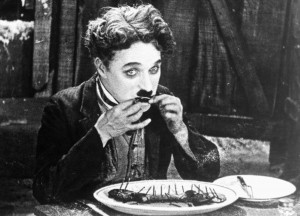 Chaplin_the_gold_rush_boot-tezturas