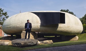 Smiljan Radic and his Serpentine pavilion