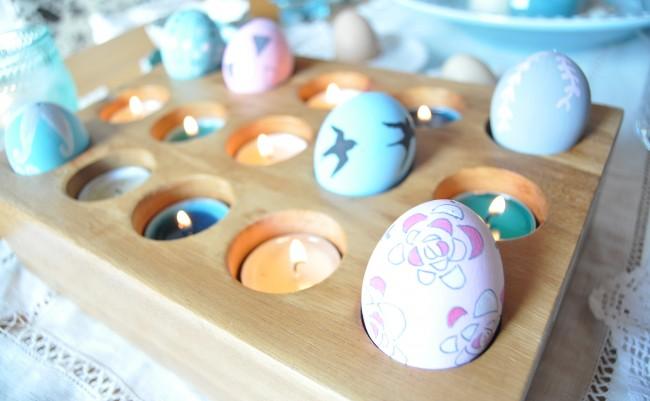 decorar ovos de pascoa