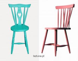 revival - cadeiras de rabo bacalhau