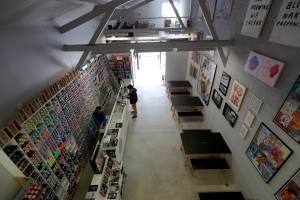 Underdogs Public Art Store + Montana Lisboa