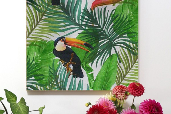INSPIRATION - tropicália - hall